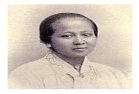 Raden Adjeng Kartini (1879 – 1904)